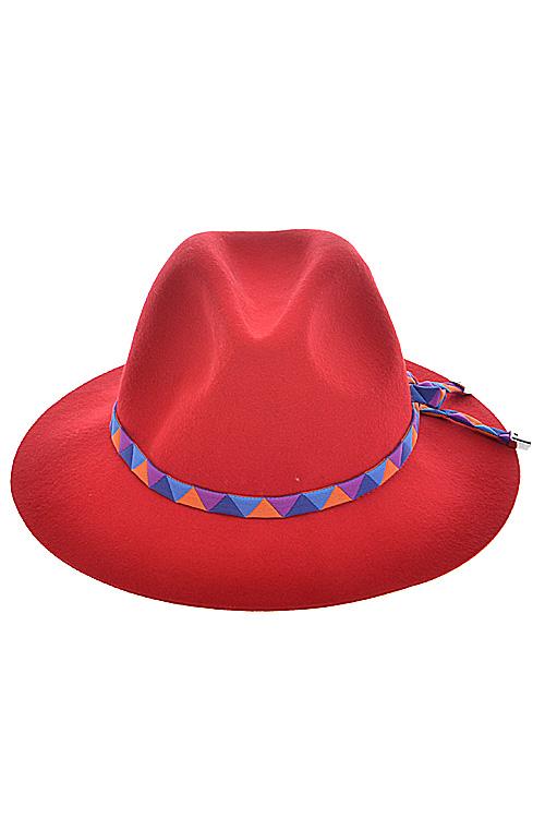 AMH1248 Western Style Hat - Fedora Cowboy 6ad2b783390