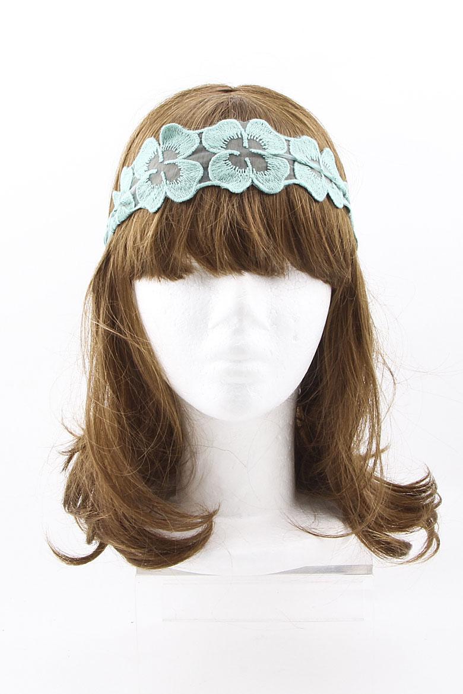 H0524 Hawaiian Flower Headband 4eda1 Hair Goods