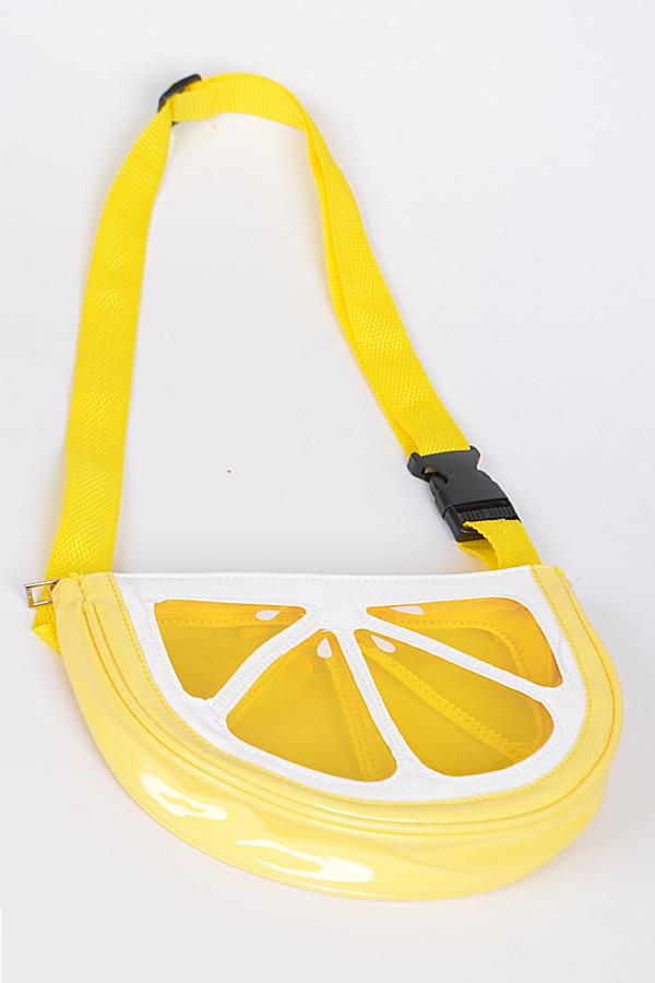 Pb7236 Yellow Lemon Daily Fanny Pack
