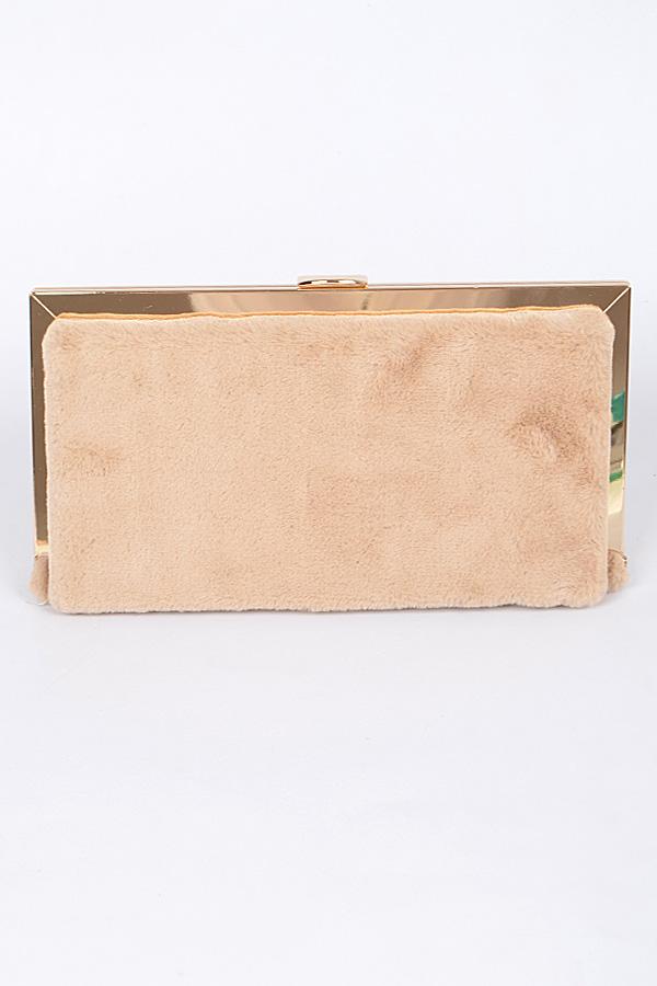 ppc5807 beige clutch 807 clutch wallet. Black Bedroom Furniture Sets. Home Design Ideas