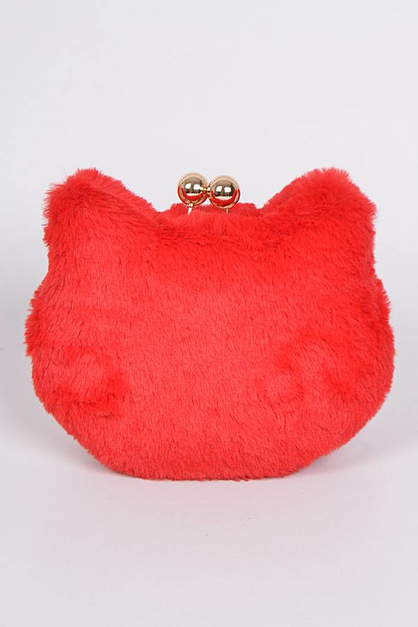 556379bb5117 Faux Fur Daily Clutch. Home · Handbags · Clutch Wallet · Tap to expand