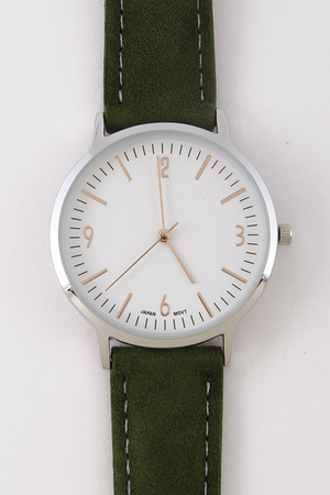 Simple Casual Daily Watch 7IBB8