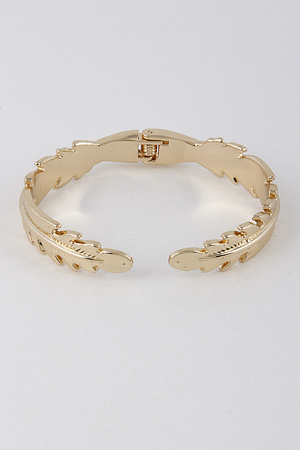 Open Cut Meal Bracelet 9BCA4