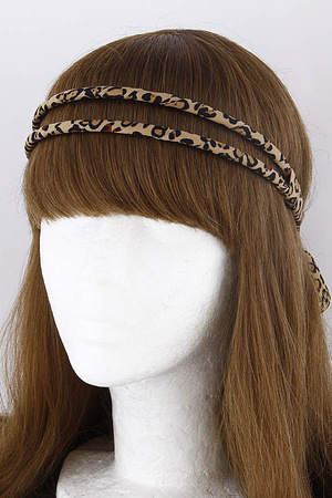 Tie Back Head Band 9JAB