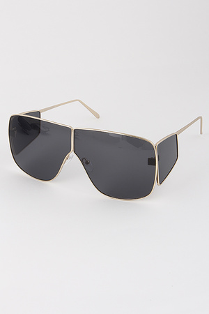 Aviators with Side Shades