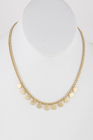 Classic Statement Necklace 9DBC7