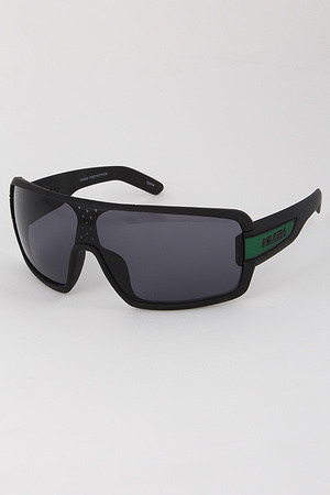 Sport Inspired Tinted Sunglasses