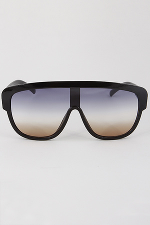 Multi Tone Tinted Sunglasses