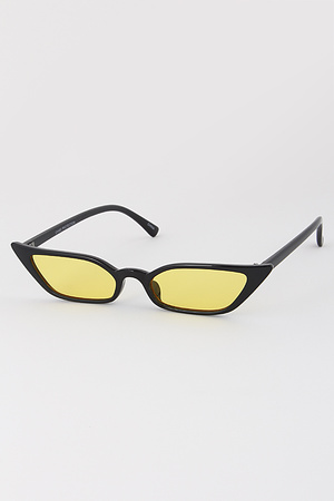 Tinted Summer Cat Eye Sunglasses