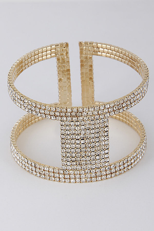 We Love Rhinestone Bracelets  8BBC5
