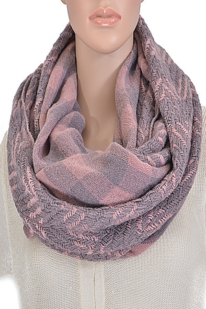 Double Designed Must Have Infinity Scarf