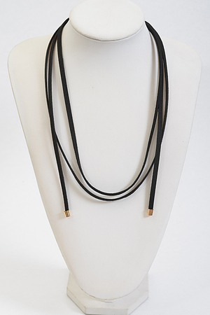 Your Daily Wrap Around Necklace