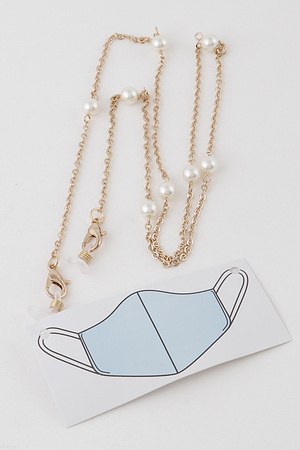 Pearl Patterned Magic Chain