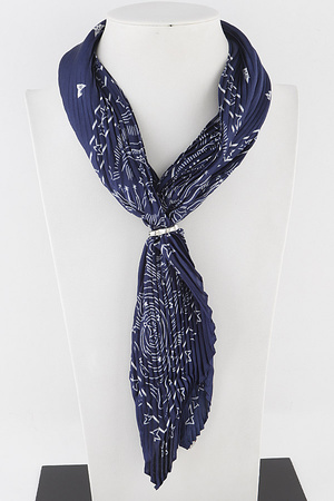 Star Of The Universe Print Scarf