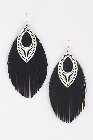 Tribal Inspired Earrings 9ACC7