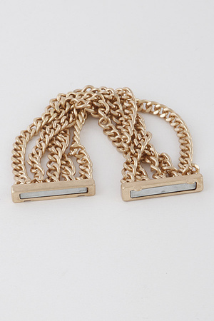 Twisted Chains Bracelet