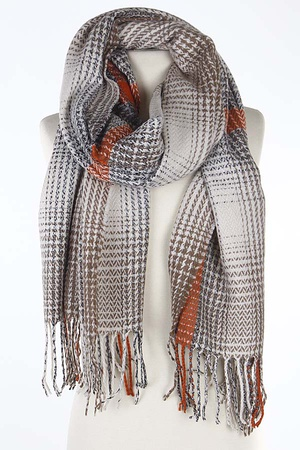 Winter Time Scarf 8KCB