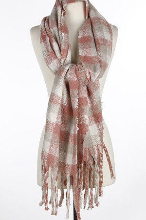 Winter Day To Day Scarf 8IBB