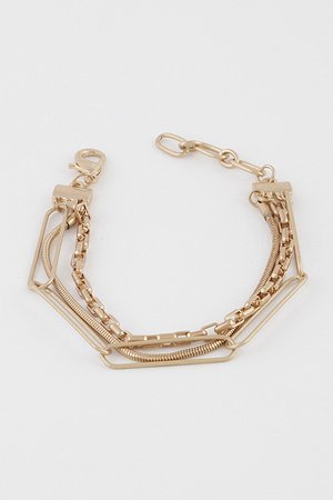 Unique Chainlink Bracelet