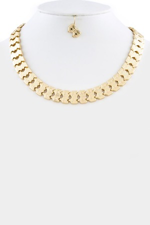 One-row necklace 3LAD8
