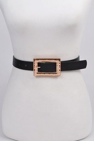 Rectangle Metal Belt