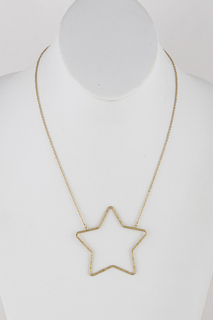 Star Necklace 9JAC6