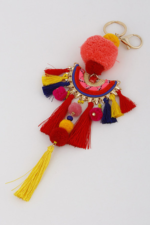 Indian Style Key Chain 7FAG10