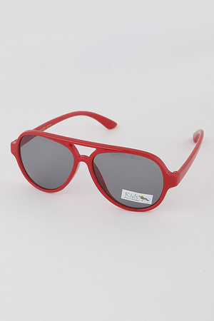 KIDS  Pop Color Aviafor Sunglasses