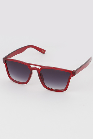 KIDS Angled Aviator Sunglasses