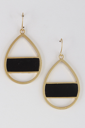 Antique Style Teardrop Earrings 8BBE5