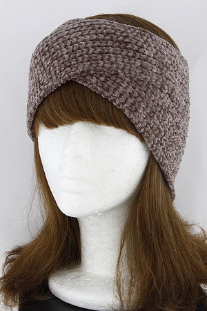 Knitted Head Band 9HBF