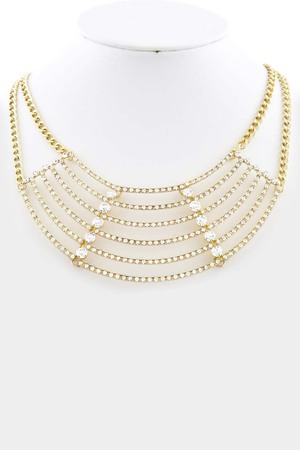 Pretty lines necklace_3ICE3