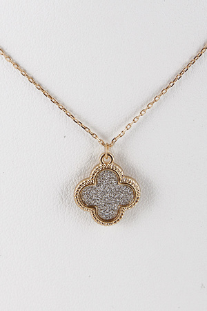 Clover Pendant Necklace For You 8DCA1