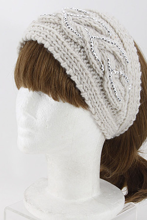 The Colorful Knit Style Head Band 5HCI