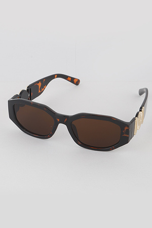 Tiger Emblem Sunglasses