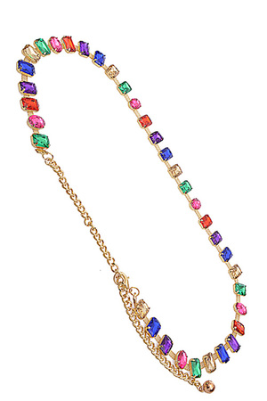 Jewel chain belt 194.