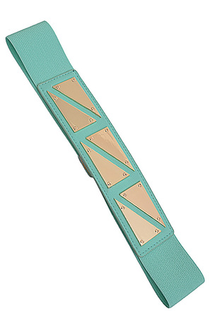 Triangles belt 261