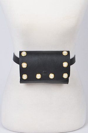 Your Fanny Pack With Pearls Details
