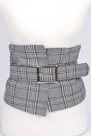 Fashionable Corset Belt