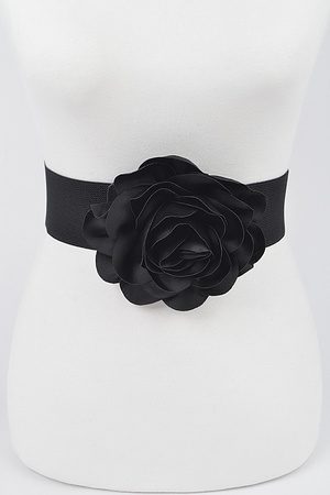 Delicate Beautiful Flower Belt.