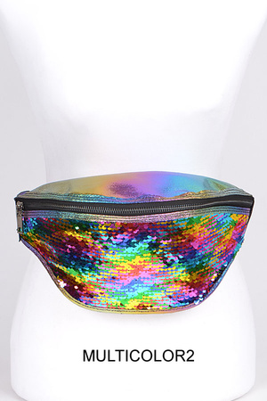 Sparkling Fanny Pack