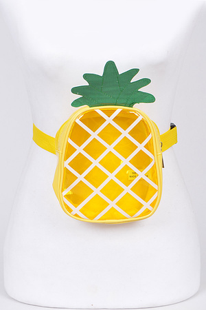Pineapple Adjustable Fanny Pack