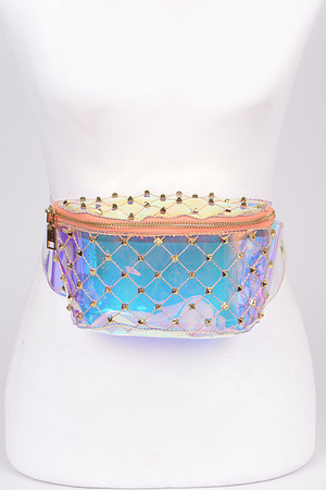 Net Barbie Inspired Fanny Pack