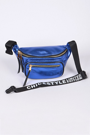 Chic & Style Flashy Fanny Pack