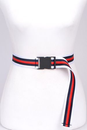 Sporty Adjustable Belt