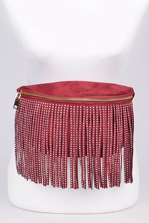 Fringed Fanny Pack For You