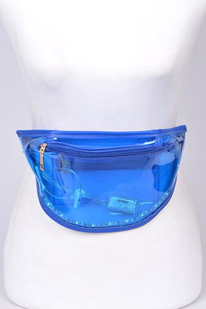 Clear Daily Fanny Pack