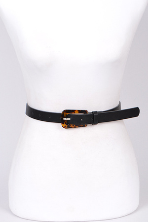 Thin Daily Belt