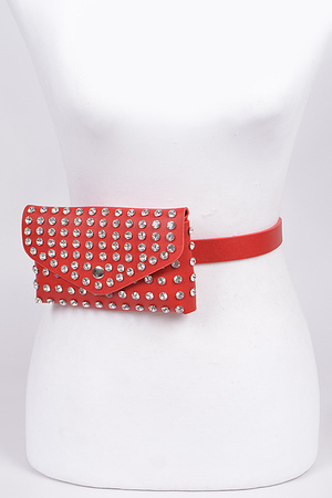 Studded Fashion Fanny Pack.