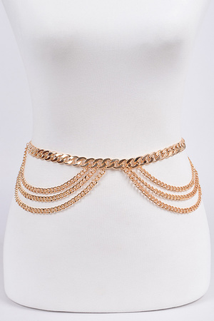 Symmetric Chain Belt.